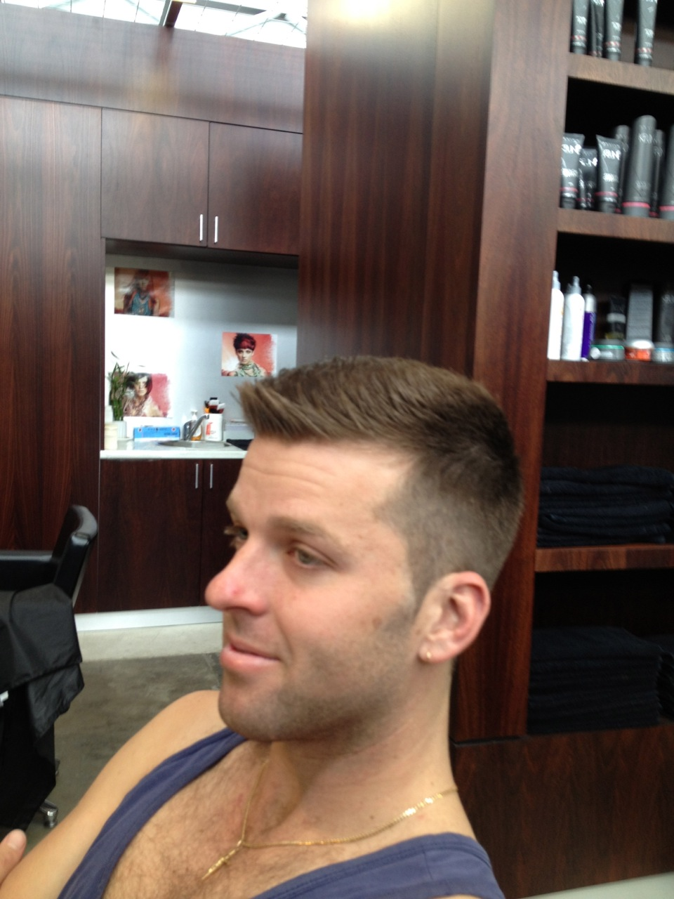 Mens Haircut Ag Supercuts